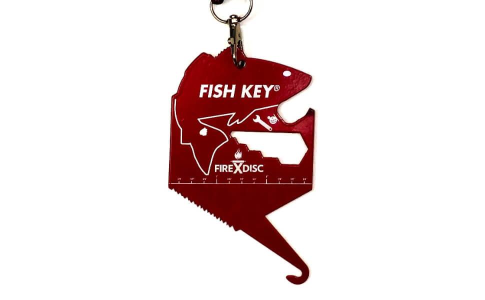 FIREDISC fish key multi-tool